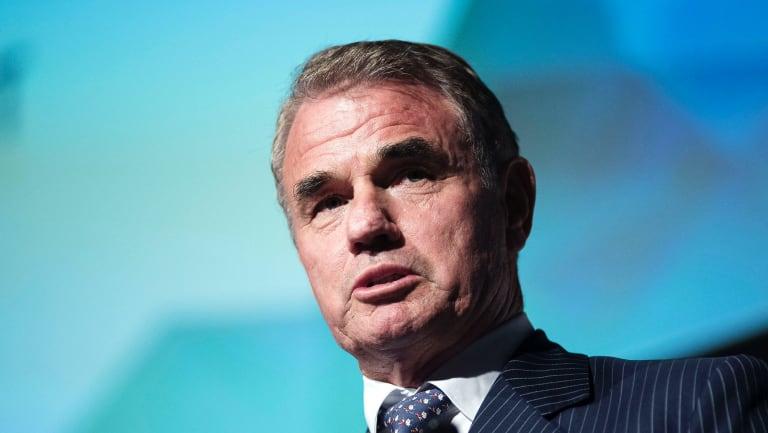Paul Broad, Managing Director, Snowy Hydro.