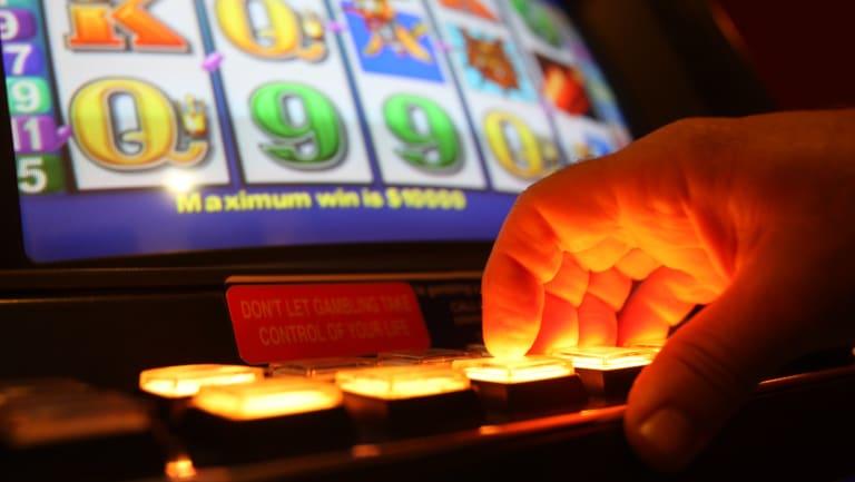 Jennifer lost the majority of her money through poker machines.