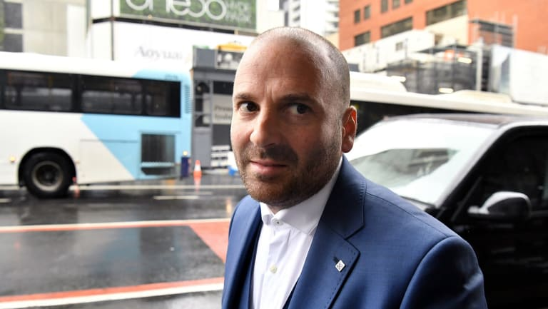 George Calombaris underpaid staff at his business.
