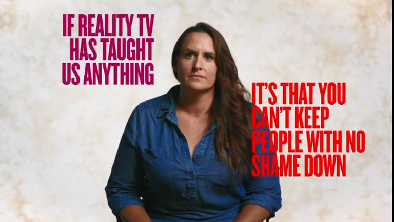 Former Biggest Loser contestant Sheridan Wright sums up the lessons of reality TV.