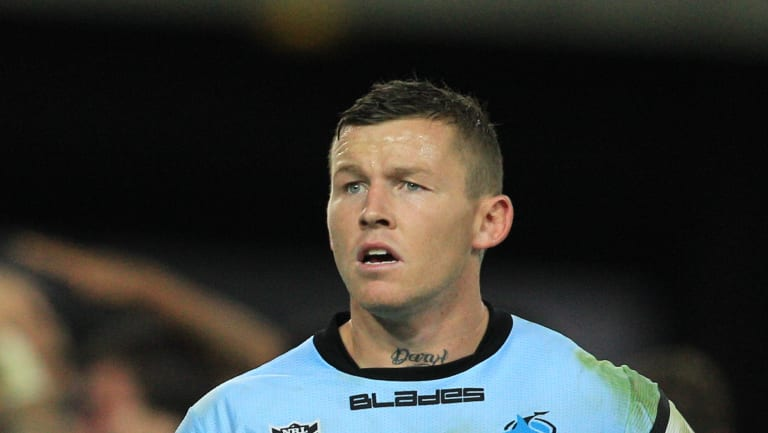 Bad boy: Todd Carney hasn't played in the NRL since he was sacked by Cronulla.