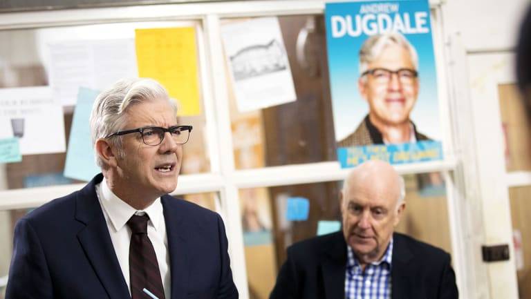 Shaun Micallef said it was the ultimate compliment to have the opportunity to work with John Clarke.