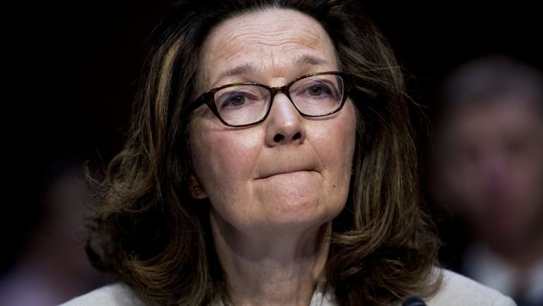 Haspel said she would not return to the use of torture tactics like waterboarding.