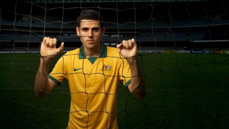 Tom Rogic will play in his first World Cup when the Socceroos meet France on Saturday.