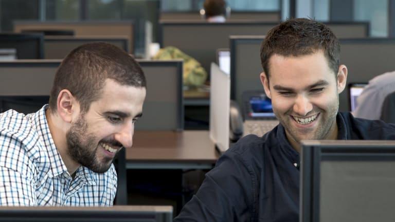 Servcorp has offices in 25 locations around Australia.