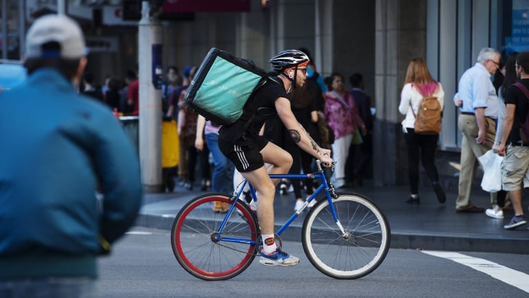 Unions have renewed calls for tighter regulation around the growing food delivery industry.