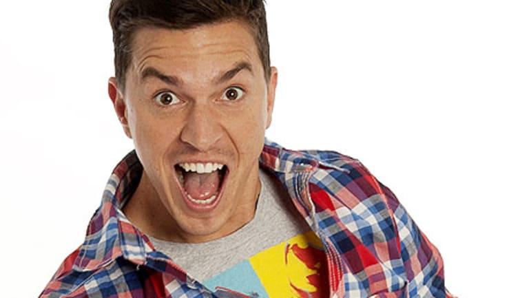 Big Brother winner Benjamin Norris.