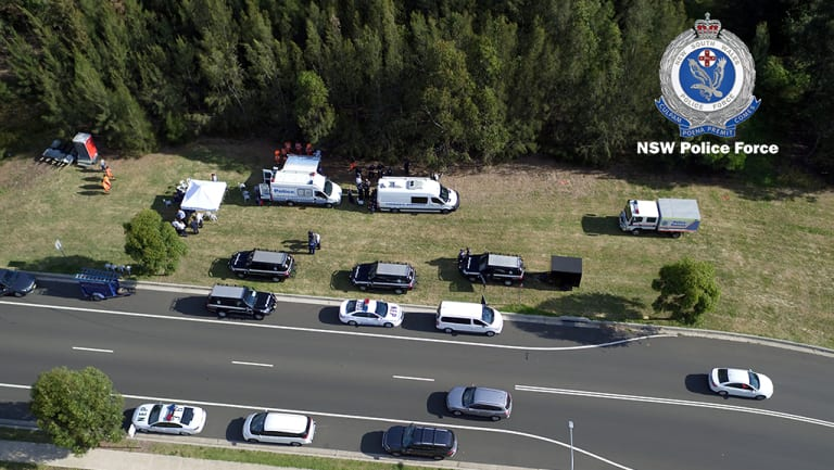 Human remains were found at Cranebrook in May, sparking a major search by police in the area.