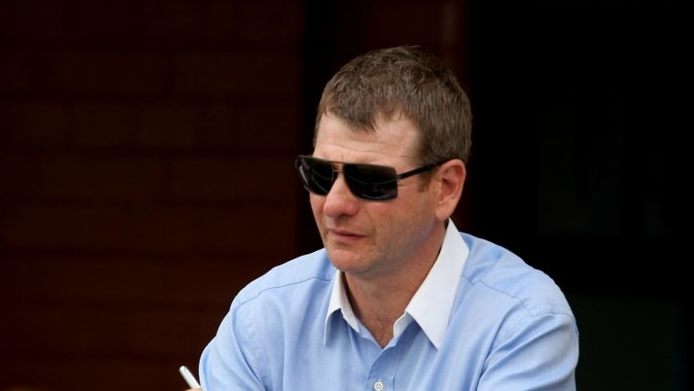 Growing power: Newcastle trainer Kris Lees.