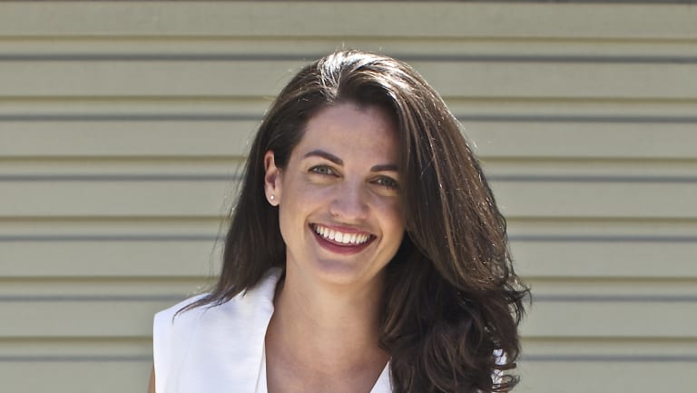 Meggie Palmer is the founder of Sliding Door Media.