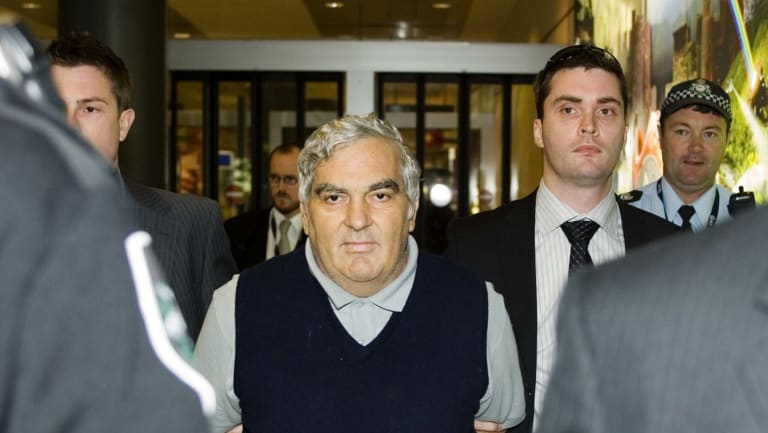 Robert Agius was arrested in April 2008 and subsequently jailed for tax offences.