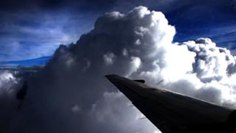 The startup could help airlines during storms and other hold-ups.