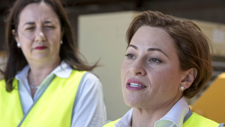 Queensland Treasurer Jackie Trad says the state will fight against a proposed GST allocation.