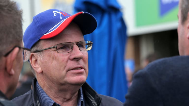 Only the beginning: trainer Robert Smerdon has been banned for life but there might be more to come in the Aquanita investigation.