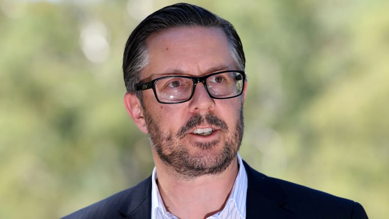 Shadow Minister for Climate Change and Energy and Member for Port Adelaide, Mark Butler.