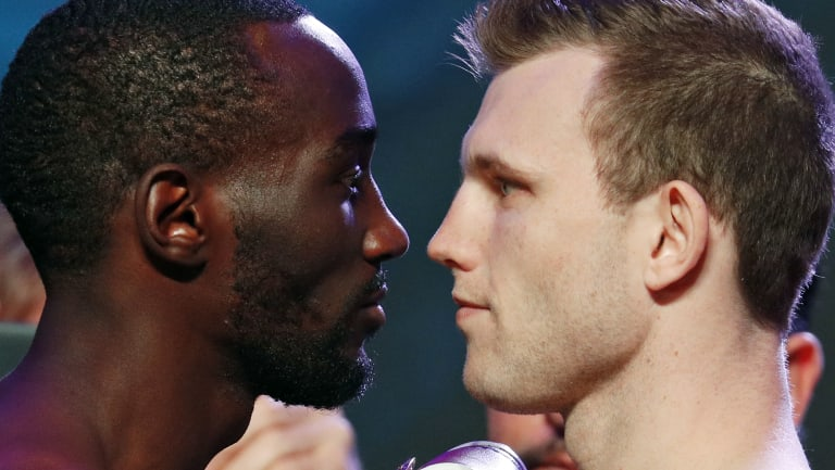 Tactical challenge: Jeff Horn needs to be more savvy than ever to beat Terence Crawford.