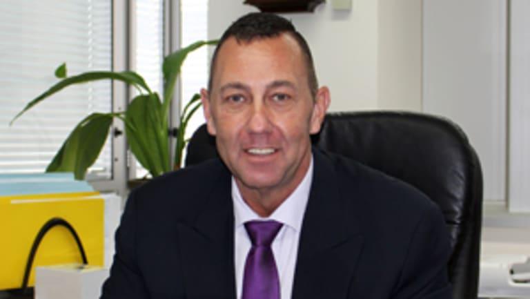 Queensland Electoral Commissioner Walter van der Merwe resigned in February.