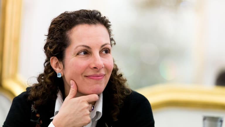Beth Noveck, Professor in Technology, Culture, and Society at New York University's Tandon School of Engineering.