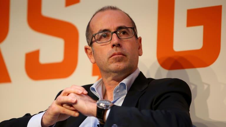 Seek co-founder Paul Bassat