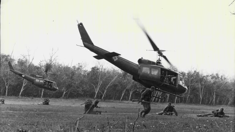 During the Vietnam War there was a focus on body counts.