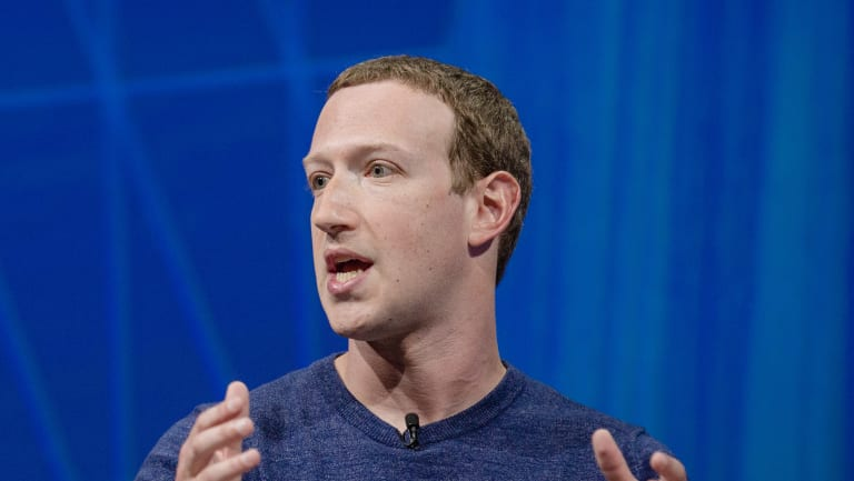 Facebook CEO Mark Zuckerberg supports the idea of a universal basic income.