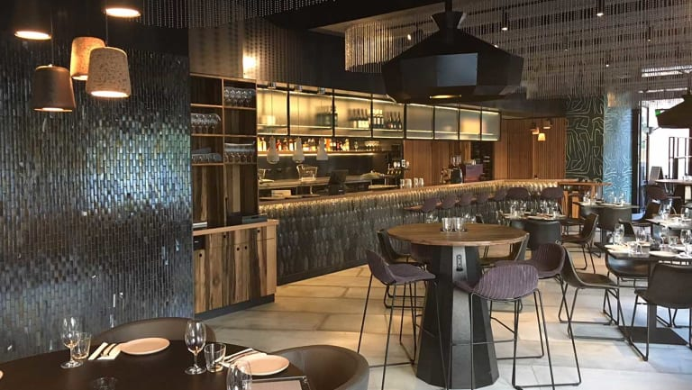 Drum Dining opened on Longland Street in Newstead.