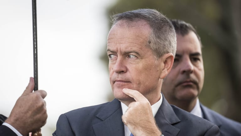 Opposition leader Bill Shorten says ATO staff cuts have undermined its ability to do its job properly.