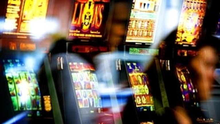 Pokies are currently embedded in the business models of many AFL clubs.
