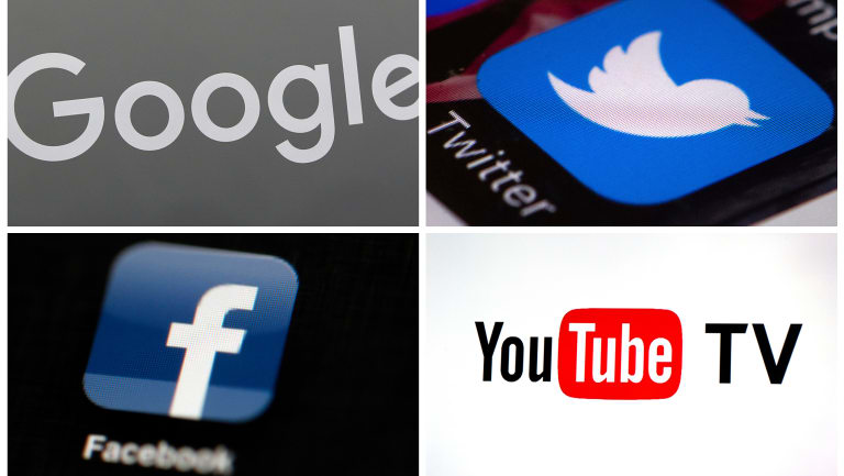 Social media giants are awash in disinformation.