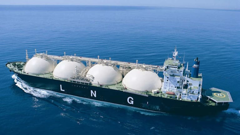 LNG could be imported from the US or Qatar, even as Australian LNG ships head to Asia.