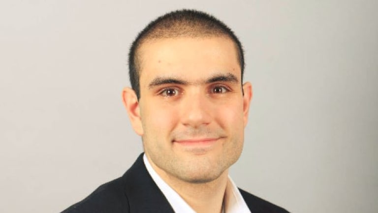 Alex Minassian, the suspect in the Toronto van attack.