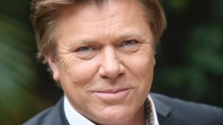 Veteran showbiz reporter Richard Wilkins gets a mention.