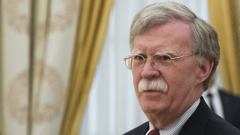United States National Security adviser John Bolton is setting an aggressive target for North Korea.