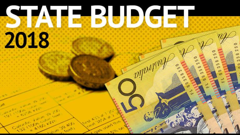 Treasurer Ben Wyatt has handed down his second budget.