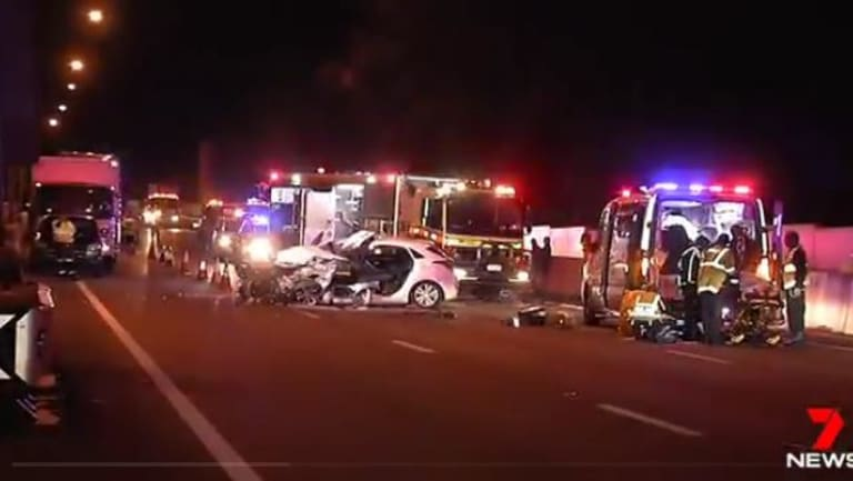 A man has been charged after a fatal crash on the Gateway Motorway on June 3, 2018.