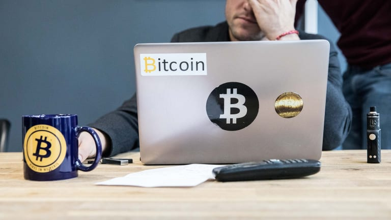 Miner's move to bitcoin sees share price surge 2400 per cent
