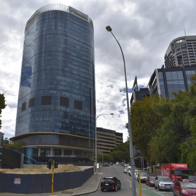 Post-boom, Perth's abandoned high rise plans revealed