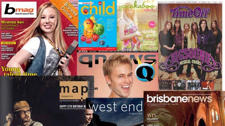 Reader's choice: Brisbane's free press
