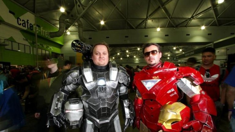 prezzi ampia scelta di colori up-to-date styling Punters steal the show at Brisbane Oz Comic-Con