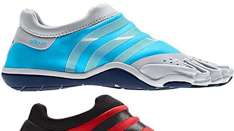 barefoot shoes adidas