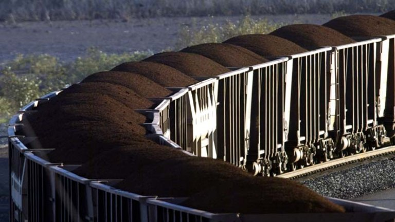 Fortescue takes another step in plan to boost Pilbara railway loads