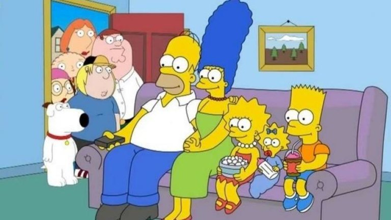 Family Guy and Simpsons crossover episode should never have