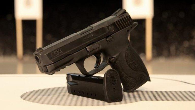 Black market guns triple in price
