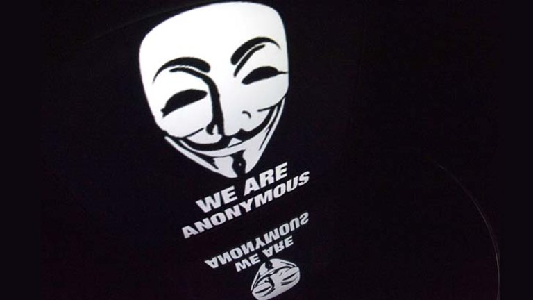 Employee charged in Anonymous hack of news site