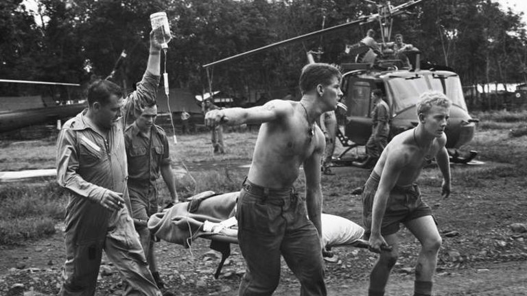 Truth Comes For Vietnam Vet After Department Played God With Famous Photograph