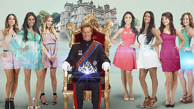 foxs reality show a royal dating trick