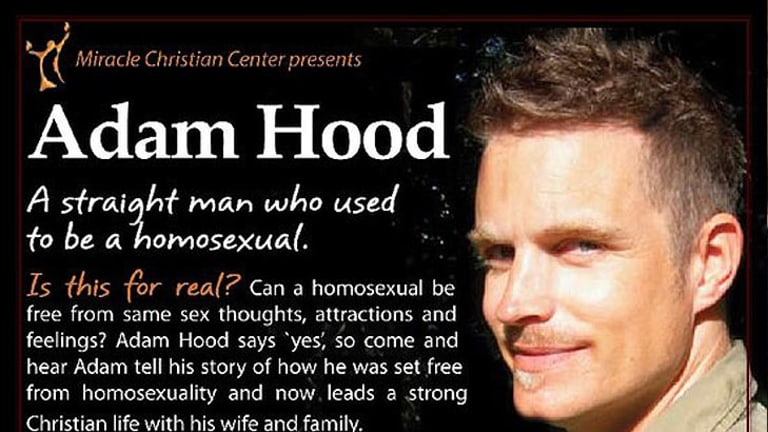 Man cured of homosexuality in christianity