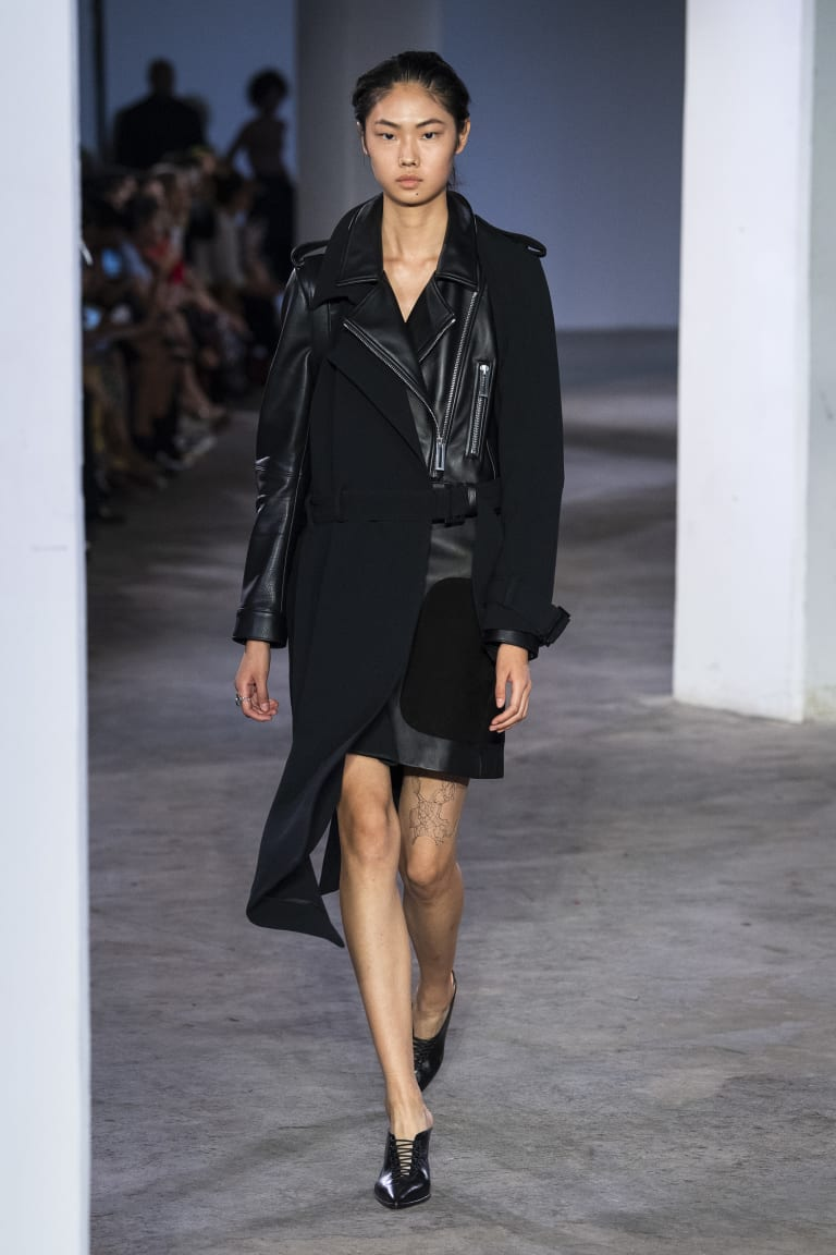 Tuxe luxe by Dion Lee.