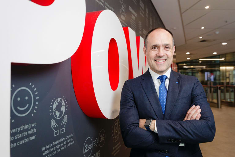 Vodafone chief executive Iñaki Berroeta has no plans to turn the company into anything other than a telco.
