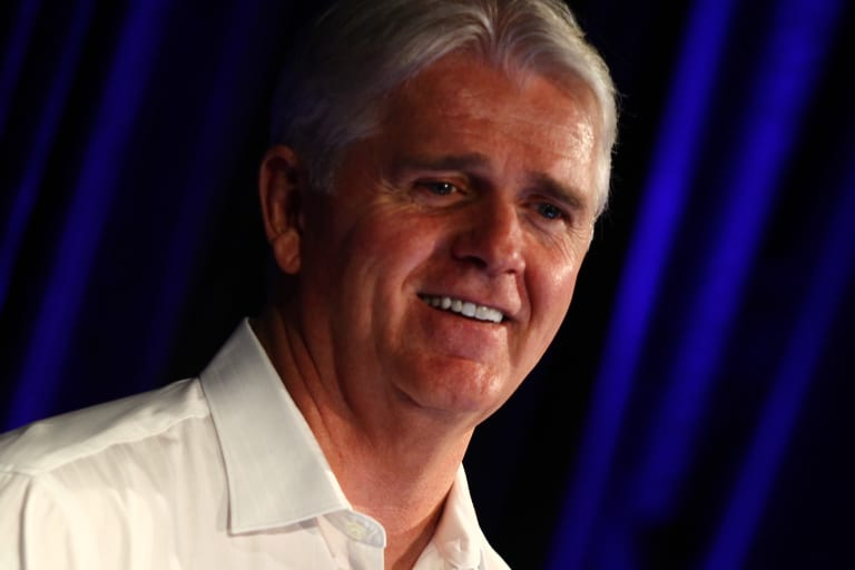 NBN Co boss Bill Morrow does not expect regional Australians on fixed wireless connections to ever get 100Mbps speeds.